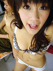 Funny and naughty Japanese schoolgirls
