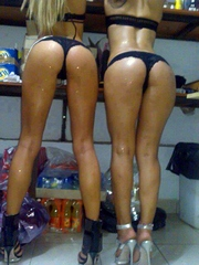 Nice collection of perfect round asses,..