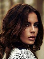 Beautiful Spanish model, erotic photos..