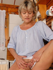 Mature  Featuring 45 Yr Older Sherry D..