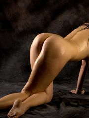 Nude chick desktop wallpaper - Other
