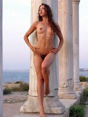 Bare Russian gal from Sevastopol