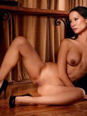 Lucy Liu Celebs Nude