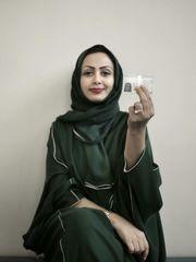 Ladies in Saudi Arabia can now drive..