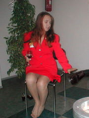 Amateurs Candid  Stockings Soles 020..