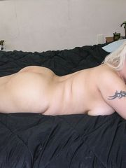 Amateur BBW Scarlett Demitro with..