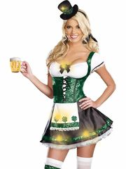 Killer St Patricks Day Costume for..