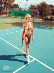 Bare Tennis with Natasha Legeyda - Free..