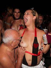 Downright nude on desire jamboree -..