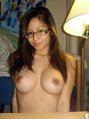 Busty housewives in homemade pornography