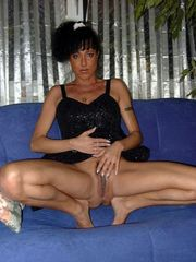 Nasty housewives baring funbags and..