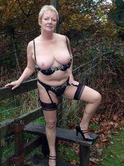 Big  mature nymphs nudists at vacation