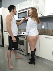 Aria Michaels in The Top Shelf (Photo..