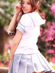 Pic Super-cute Microskirt Stunning..