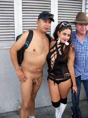 Pics with nudists from euro cities