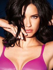Adriana Lima Our  Cherry d33blog