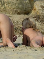 Nude beach spycam spy, naturist girls,..