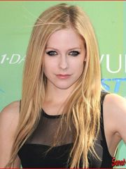 Avril Lavigne measurements Assets Size..