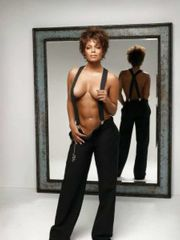 Janet Jackson bare images for you