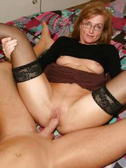 German amateur mature wifey drills..