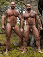 Tiffany LOVES Hairy and Hunky dudes -..