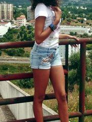 Ebony nubile lovelies posing for..