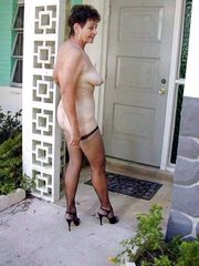 Middle older milfs unveiling their..
