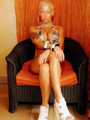 Christina Mclarty: Amber Rose