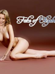 Steamy Faux Elizabeth Banks Pic Gallery..