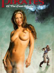Andrea Parker Flick Frost Naked Figure..