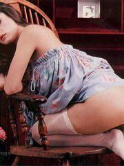 Demi Moore Oui Magazine January 1981..