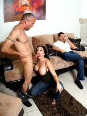 Big-titted MILF Priscilla screwed by a..
