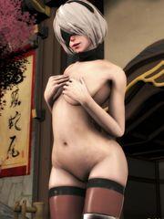 Nier Automata - Image - Manga porn Cloud