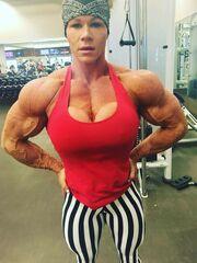 Aleesha Youngster Sweetheart Muscle