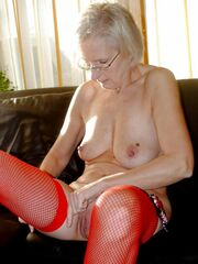 Bodacious bare grandmas and mature moms