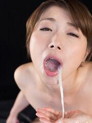Semen Mania Tsubaki Katou Gives A Jism..