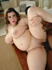 Plus size hottie posture nude and..