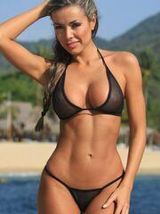 Carolina Jimenez Sweetie Muscle Naked..