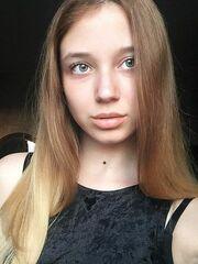 Stellar blue-gray eyes, sweet lips I..