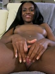 Lexxi Deep is a chocolate princess that..