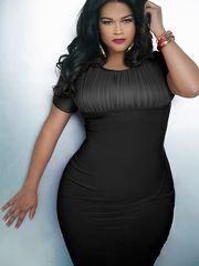 Christina Mendes Plus Size Style..