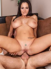 Ava Addams gets her donk wedged and..