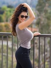 Denise Milani - Tumblr Blog Gallery