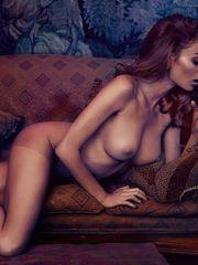 Supermodel Nicole Trunfio Naked Stellar..