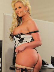 Buxom Blondie Mummy Phoenix Marie Gets..