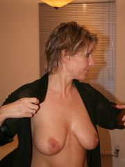 Debby - an extraordinaire milf-slut -..