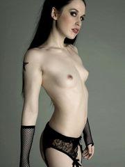 Ambya Jade Starr Naked Lingerie Porno..