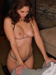 Real young woman strippers naked -..