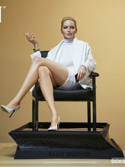 Basic Instinct Sharon Stone Statue by..