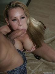 Nicole Sheridan Gets Her Mummy Cunny..